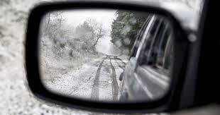 Neve corta estradas na Serra da Estrela, Cinfães e Resende