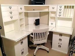 corner office desk hutch. Corner Desk Hutch Pottery Barn Chair And Acrylic Desktop Protector Home White . Office C