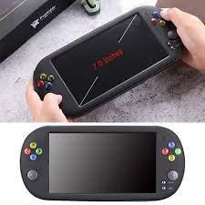 PSP X16 Lớn Màn Hình 7 inch HD Cầm Tay GBA Chơi Game NES Hoài Cổ FC Chơi  Game Cầm Tay giá rẻ 1.157.000₫