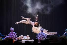 Il Cirque du Soleil presenta Varekai in Italia