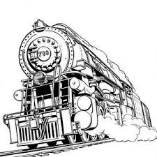 steam train colouring pages.  Train Coloring Page Amazing Steam Train On Railroad Page U2013 Color  To Colouring Pages M