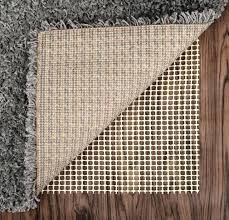 rug pad 8x10 anti slip rug pad 8 x for under area rugs carpets runners rug rug pad 8x10 area