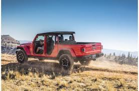 All-New 2020 Jeep Gladiator: What You Need to Know | U.S. News ...