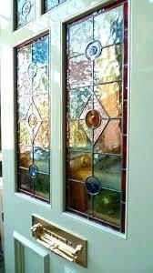 front door inserts stain glass door inserts stained glass panels for front doors stained glass front