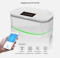 China <b>Smart</b> APP Controlnegative <b>Negative</b> Ion <b>Air Purifier</b> for Home ...
