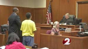 Teen court is sentencing
