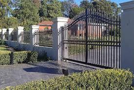 How To Design A Metal Fence InspirationSeekcom