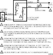 honeywell t410b1004 240 volts line voltage thermostat double pole qmark muh0581 specs at Qmark Heater Wiring Diagram