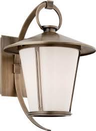 Solid Brass Outdoor Lighting