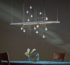 hubbardton forge spring led linear suspension