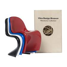 Vitra Chair Miniatures | Scale models of iconic chairs by famous ...