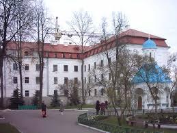 Водосвятная часовня Жировичи Свято Успенский Жировичский  Водосвятная часовня Свято Успенский Жировичский монастырь
