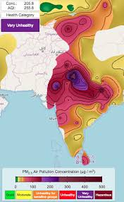 How To Make Chart On Pollution Indias Pollution Levels Are Some Of The Highest In The