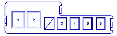 lexus rx300 2005 fuse box block circuit breaker diagram carfusebox lexus rx300 2005 fuse box block circuit breaker diagram