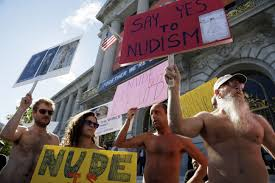Public nudity ban in San Francisco