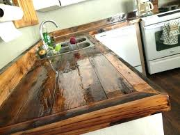 how to build a wood countertop how to make wood waterproof concrete how to make your how to build a wood countertop