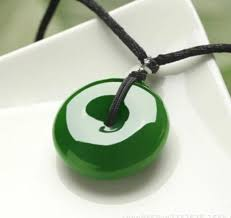 natural jade china hand engraving green white jade pendant necklace amulet lucky pingankou jade statue collection summer ornaments 12s435 where to