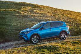2016 Toyota RAV4 Hybrid Unveiled with More Power, Higher MPG ...