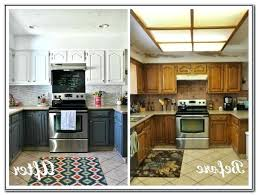 painted black kitchen cabinets before and after best of diy painting ideas