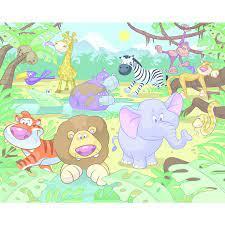 Baby Safari Wallpaper on WallpaperSafari