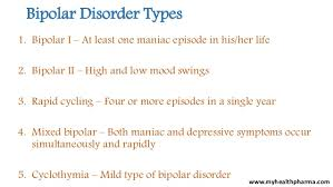 3 ways to treat bipolar bipolar disorders symptoms types and medication