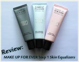 review make up for ever step 1 skin equalizers may 27 2016 makeup reviewsmake up for everce 201605 makeupforever step1skinequalizer primers1