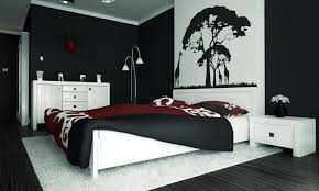 Black Red And White Bedroom Decorating Ideas Red Bedroom Design ...