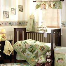 baby boy monkey nursery bedding sets for boys create a luxury your little themes