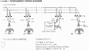 smoke detector interface inside mains alarm wiring diagram how to replace a hardwired smoke detector at Fire Alarms Wiring Diagram Connecting