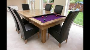 Image Convertible Awesome Pool Table Dining Table Combo Youtube Awesome Pool Table Dining Table Combo Youtube
