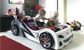 cool kids car beds. Interesting Car Toddler Car Bedroom Cool Kids Beds Custom Best For Toddlers Awesome 4  White Bed Set With