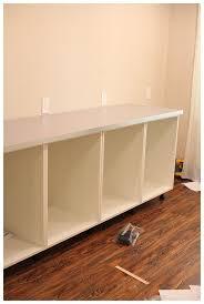 installing ikea akurum cabinets 0008