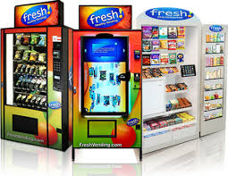 Healthy Snacks Vending Machine Business Gorgeous Fresh And Healthy