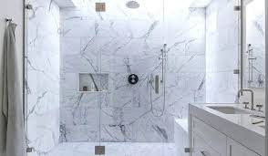 quartz shower wall large marble walk in shower with white quartz bench quartz shower walls cost