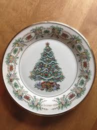 Lenox Christmas Trees Around World Plate Germany 1991  EBayLenox Christmas Tree Plates