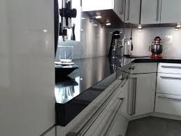 Spritzschutz Küche Granit Kreative Ideen über Home Design