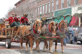 Fourth Day of Christmas in Woodstock: Wassail Weekend Parade ...