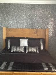 beautiful silver glitter wallpaper