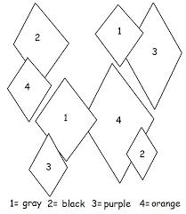 Diamond Shape Coloring Pages - GetColoringPages.com