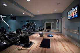 ballet barre trend dc metro modern home gym decorating ideas with