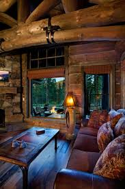 best 25 log cabin furniture ideas