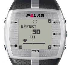 polar ft7 men s heart rate monitor watch m xxl strap black an easy to energypointer feature tells you if you re burning fat left of center line or building fitness right of center line