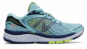new balance shoes light blue. new balance 860v7 running shoes womens blue/light green (877lbagos) light blue