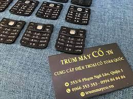 Thay Bàn Phím Nokia 8600 Luna Zin Tại TPHCM - Mua Bán Điện Thoại Cổ Độc Lạ