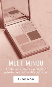 meet minou eye shadow palette curated by ulla johnson