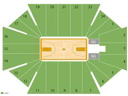 Coors Event Center Seating Chart And Tickets