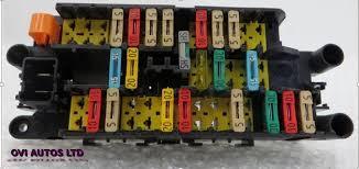 xantia mk ii detaching fuse box under the steering french car xantia mk ii detaching fuse box under the steering