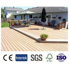 waterproof and outdoor decoration composite decking floorlike