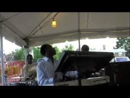 Byron Elliott-Keyboardist-Grace Church Tent Service - YouTube