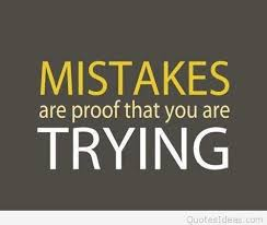 Mistakes Quote And Saying Mesmerizing Mistake Quotes